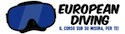Logo European Diving ASD